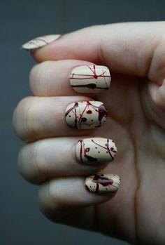 #inspiration #halloween #nail