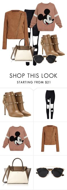 """""""Hello"""" by dzenita-219 on Polyvore featuring Valentino, Vince Camuto, Christian Dior, women's clothing, women's fashion, women, female, woman, misses and juniors"""