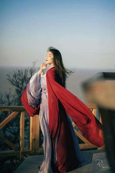 Chinese traditional costume #chinese