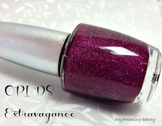 OPI DS Extravagance nail polish giveaway. http://daydreamingbeauty.com/opi-ds-extravagance-nail-polish-giveaway/