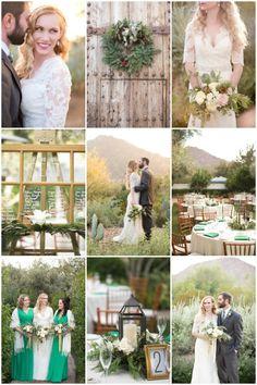 Glamorous Desert Wedding   Amy Jordan Photography   Bridal Musings Wedding Blog