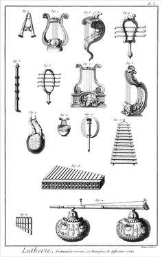 Instrumens anciens & modernes de percussion