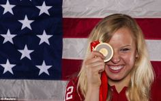 #TBT when Paralympian & TrueSport Ambassador @JessicaLong won 8 medals (5 gold) at the London 2012 Paralympic Games!