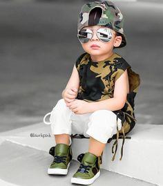Stylish Baby Boy, Stylish Little Boys, Trendy Baby Clothes, Trendy Outfits, Little Boy Fashion, Kids Fashion Boy, Young Fashion, Cute Baby Dolls, Cute Babies