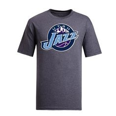 awesome NBA Utah Jazz Men's Jersey T-Shirt (Gray)