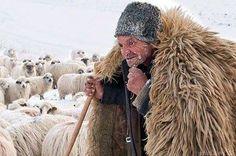 Vocea curată a unui cioban.