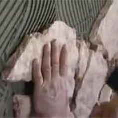 Ako na obklad prírodným kameňom