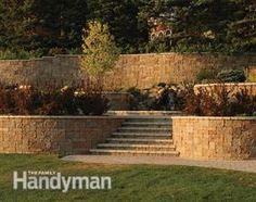 How to Choose Modular Concrete Block - Article   The Family Handyman