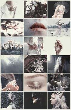 Alina Starkov aesthetic