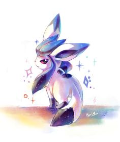 Glaceon looking awesome as always