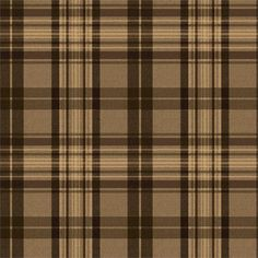 b6f2e5607a5 Dark Brown Austin Plaid Wallpaper is pre-pasted and has inches pattern  repeat. Collection name  The Modern Gentleman Size of each double roll
