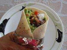 Vegetarian Burrito