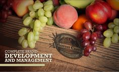 Harvest Crate Brand Management and Brand Creation