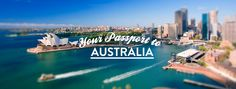 Thames Migration - Your Passport to Australia!