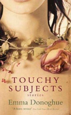 cover of the book Touchy Subjects