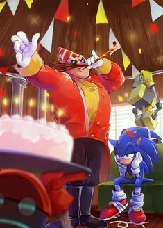 See more 'Sonic the Hedgehog' images on Know Your Meme! Sonic The Hedgehog, Hedgehog Art, Silver The Hedgehog, Shadow The Hedgehog, Sonic Y Amy, The Sonic, The Blue Boy, Doctor Eggman, Hedgehog Birthday