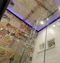 Bansky Tile Graffiti 17.5x17.5 - Portland Direct Tile & Marble