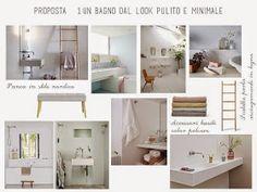 E-Design Shop: Rinfrescare il look di un bagno
