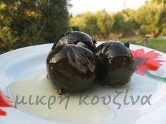 μικρή κουζίνα: Γλυκό κουταλιού σύκο
