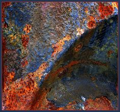more colorful rust