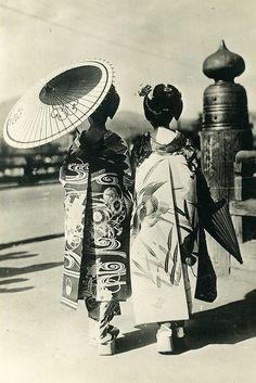 Kimonos  by born1945, via Flickr