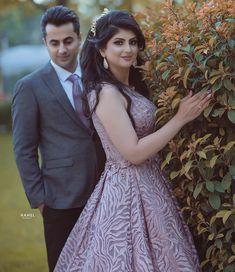 Image may contain: 2 people, people standing Jli Kurdi, Hijab Fashion, Couple Goals, Kurdistan, Bride, People People, Formal, Couples, Photography