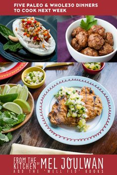 Your kitchen's the heart of your home w/ fast, crazy-good recipes like Crispy Latin American Chicken, Merguez Meatballs, Snap Pea Salad & more. Other Recipes, Paleo Recipes, Snap Pea Salad, Snap Peas, Paleo Whole 30, Paleo Dinner, Low Carb Keto, Whole30, Food Hacks