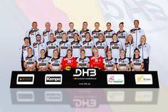 Handball EM 2016 Schweden: Deutschlands EHF EURO Vorbereitung gestartet. Handball EM 2016 Schweden: Der Countdown beginnt. 18 Spielerinnen  ...