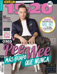 PeeWee por Mauricio Orozco para 15a20, México, abril 2014