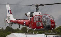 RAF Westland Gazelle HT3