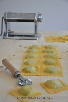 Ravioli, ottimi ravioli di Due bionde in cucina