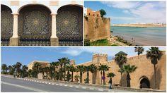 Exkurzia mestom Rabat s výhľadom z pevnosti na administratívny región Salé a…