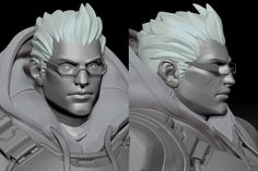 substance painter, allegorithmic, substance, maya, zbrush, gamedev, game development, character, marmoset, marvelous designer, pbr, character creation, stylized, blizzard, overwatch