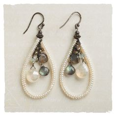 Repin me! I found the Oh So Pretty Earrings at http://www.arhausjewels.com/product/ea593/earrings. $210.00 #arhausjewels earrings.