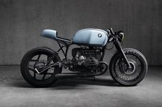 fabforgottennobility:  BMW R80 Cafe Racer Diamond