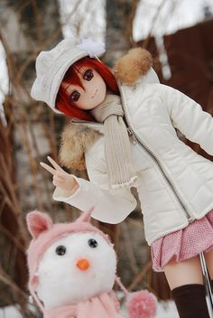 Dollfie dream doll