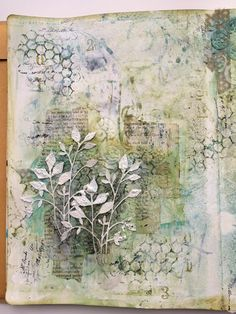 a love to create: Frosty Green