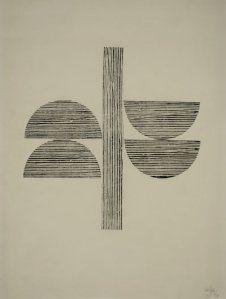 Lygia Pape - Untitled. Tecelar (Weavings) 1957
