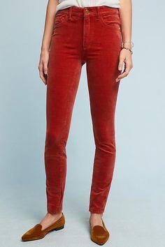 de45f81700e3f Slide View: 2: Pilcro Corduroy High-Rise Skinny Jeans Stitch Fix Outfits,