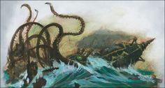 Black Kraken