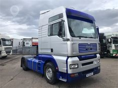2002 MAN TGS18.460 at www.dixoncommercialexports.co.uk Used Trucks For Sale, Sale Promotion, Online Business, Commercial, Digital