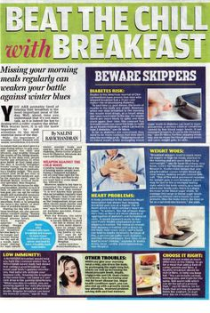 Dr.Vanita Arora_Mail Today_Delhi_14 Jan_Pg 20