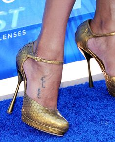 Quiz: How Well Do You Know Celebrity Tattoos