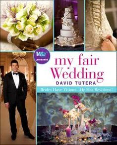 David's book...  That he could sign for me when I spend the day with him.  :)