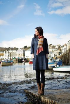 Maggi Dress by Seasalt Cornwall | ethical fashion | #fashiontakesaction