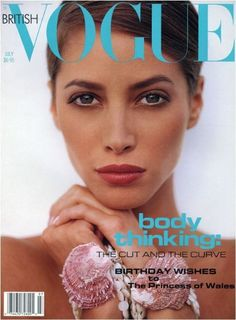 Magazine photos featuring Christy Turlington on the cover. Christy Turlington magazine cover photos, back issues and newstand editions. Vogue Magazine Covers, Fashion Magazine Cover, Fashion Cover, Vogue Covers, Christy Turlington, Claudia Schiffer, Vintage Vogue, Vintage Fashion, Original Supermodels