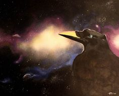 Crow by Robin Haugaas