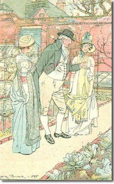 Plant a Regency Kitchen Garden - Jane Austen Centre