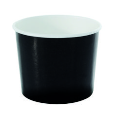 Packnwood UK - Biodegradable Black paper cups