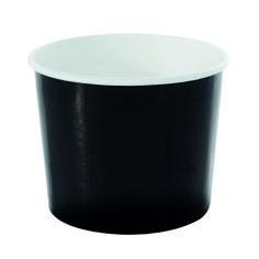 Packnwood UK - Biodegradable Black paper cups